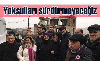 Alper Taş: Yoksulları kent merkezlerinden süremeyecekler