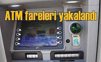 ATM farelerini Malatya polisi yakaladı