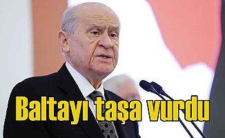 Bahçeli'den Kılıçdaroğlu'na Milliyetçilik yanıtı: Yaş tahtaya bastı