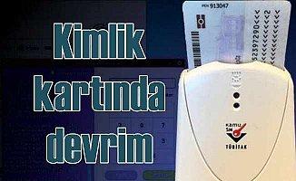 Çipli kimlik kartlarına sertifika geliyor