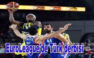 EuroLeague'de Fenerbahçe Beko, Anadolu Efes karşılaşıyor