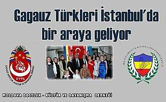 Gagauz Türkleri Şişli'de toplanıyor