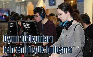 Gaming İstanbul, büyük ödüllü yarışmalarla başladı