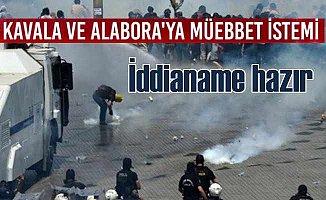 Gezi Parkı eylemleri iddianamesinde çarpıcı detaylar