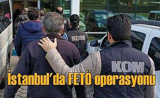 İstanbul'da ankesörlü FETÖ operasyonu; 295 muvazzaf için gözaltı
