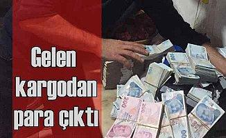 Lokantasına kutu içerisinde 300 bin lira gelmiş