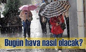 Bugün hava nasıl olacak; 3 bölge için yağmur uyarısı