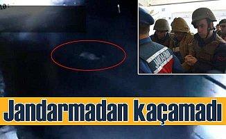 Döve döve öldürdüğü adamın cesedini kamyonetten düşürmüş