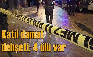 Gebze'de katil damat dehşeti, 4 ölü var