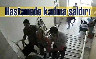Hastanede güvenlik görevlisi dehşeti; Deliller verilmemiş
