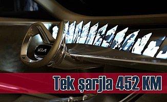KIA'dan Cenevre Otomobil Fuarı'nda elektrikliyi tanıttı