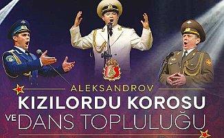 Kızılordu Korosu'ndan İstanbul'da ücretsiz konser