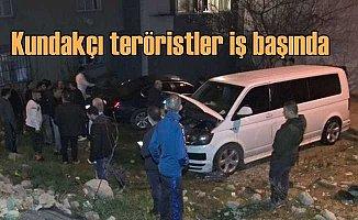 Kundakçılar yeniden ortaya çıktı: Araçlara saldırı