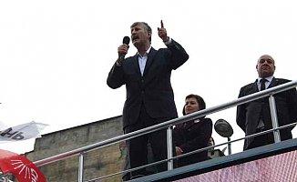 MHP delegesiyim ama oyum Alper Taş'a