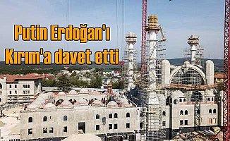 Moskova'dan kritik davet: Putin Erdoğan'ı Kırım'a davet etti