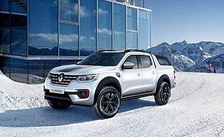 Renault'dan yeni bir özel seri | Alaskan Ice