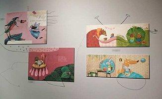 """""""Şiir Resimleri"""" sergisi Macar Kültür Merkezi'nde"""