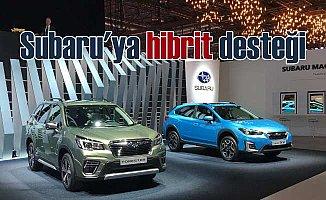 Subaru Forester ve Subaru XV E-Boxer hibrit motora kavuştu
