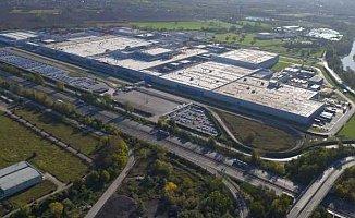 Toyota fabrikalarına gezi turları