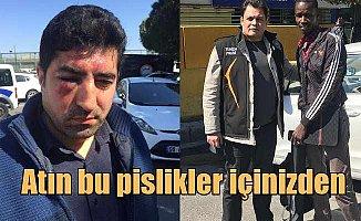 Turisti taciz eden sahtekar taksici tutuklandı