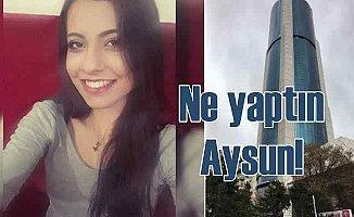 42'nci kattan ölüme atlamıştı | Veda mektubu bulundu