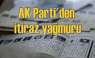 AK Parti ve MHP'den seçim iptali için başvuru