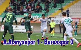 Bursaspor kendini ateş hattına attı