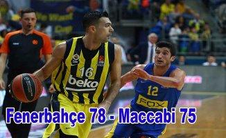 Fenerbahçe Beko son saniyede rekor kırdı