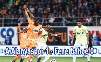 Fenerbahçe kaybetmeye devam ediyor