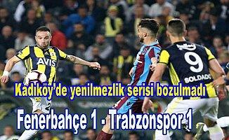 Fenerbahçe son dakikada