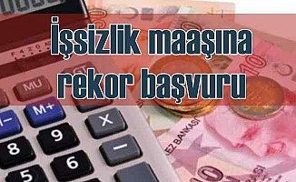 İşsizlik maaşı için rekor başvuru | 145 bin kişi maaş istedi