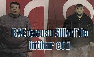 İstanbul'da yakalan BAE casusu intihar etti!