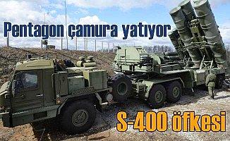 S-400 korkusu Amerika'yı kilitledi | Pentagon çamura yatacak