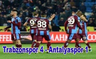 Trabzonspor hızlı başladı