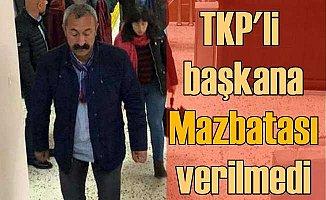 Tunceli'de mazbata krizi | Güvenlik gerekçesiyle verilmedi