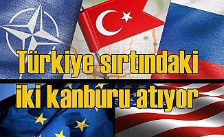 Türkiye, ABD ve AB'nin gölgesinden çıkıyor