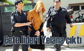 Yalova'da uyuşturucu çetesi lideri kadın çıktı