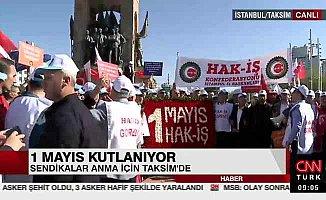 1 Mayıs Kutlu olsun | İstanbul ve Ankara'da yoğun önlem