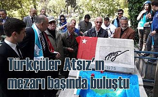 3 Mayıs Türkçülük günü | Atsız Bey ve yol arkadaşları anılıyor