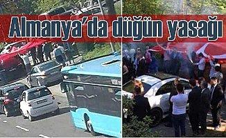 Almanya'da Türk düğün konvoylarına yasak geliyor