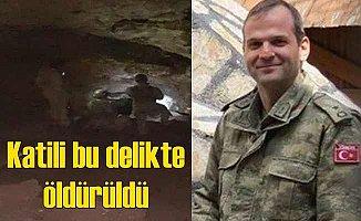 Binbaşı Yavuz Sonat'ın katili, çatışmada öldürülmüş
