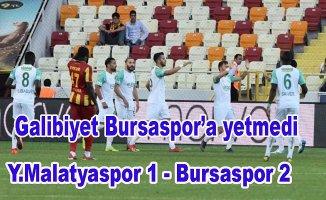 Bursaspor Lig'den düştü