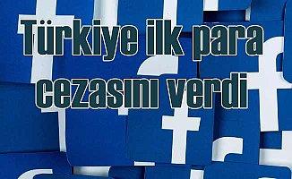 Facebook'a Ankara'dan 1.6 milyon lira ceza geldi