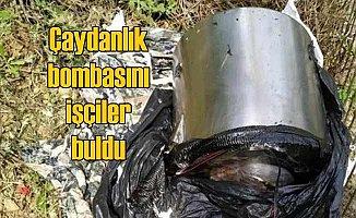 PKK'nın çaydanlık bombası yeniden ortaya çıktı