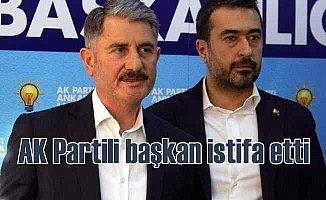 Pursaklar Belediye Başkanı Yılmaz istifa etti