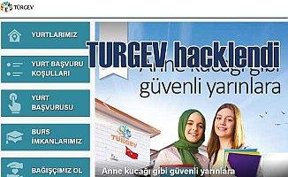 TÜRGEV internet sitesi hacklendi, yardım edenler ifşa edildi