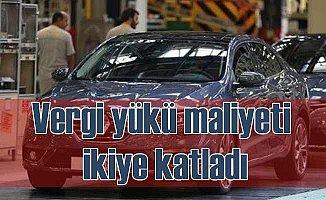 Vergisiz otomobil fiyatları | Maliye katlaya katlaya bindirmiş