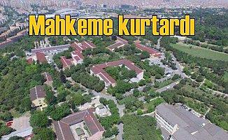 Bakırköy'ü beton yığınından mahkeme kurtardı
