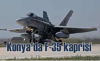 F-35 uçaklarına Türkiye'de tatbikat yasağı