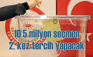 İstanbul Belediye Başkanı'nı yeniden seçiyor